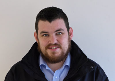 Luke Sellwood Aftersales Manager