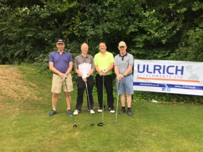 Ulrich Annual Golf Day 2017